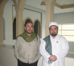 Dr. Sami M. Angawi and Sayyid Ahmed Amiruddin