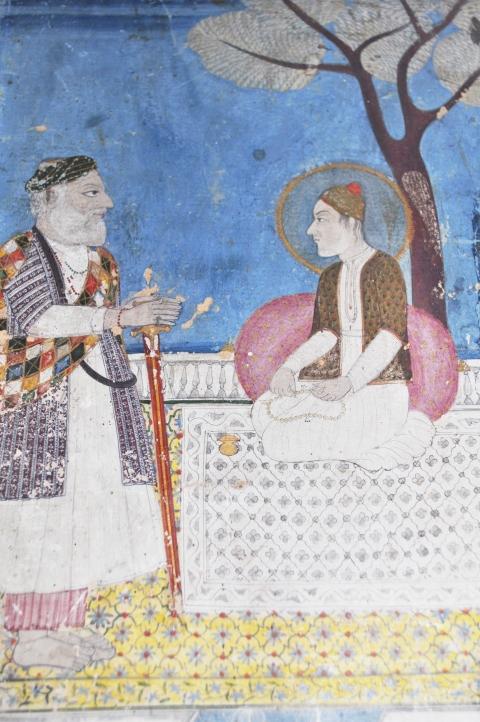 Hadrat Sayyid Shah Musa Qadiri qadasAllahu sirrahul 'aziz al-Hasani, maternal ancestor of Sayyid Ahmed Amiruddin and a direct descendant of Ghawth al-Adham Shaykh 'Abd al-Qadir al-Jilani
