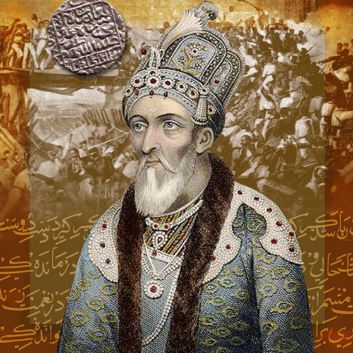 Bahadur Shah Zafar II: The Last Mughal Emperor, dethroned by the British