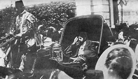 Sultan Abdul Hamid, the last Ottoman Caliph