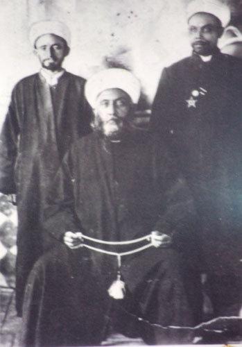 GrandShaykh Mawlana Sayyid Sharafuddin ad-Daghestani