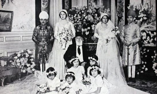 A Record Of Eleanor Roosevelts 1952 Visit To Asaf Jah VII HEH