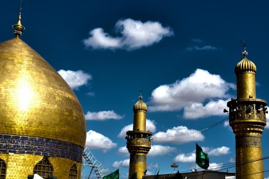 Tomb of Shah Mardan, Shah Maydan Hz. 'Ali ibn Abi Talib.