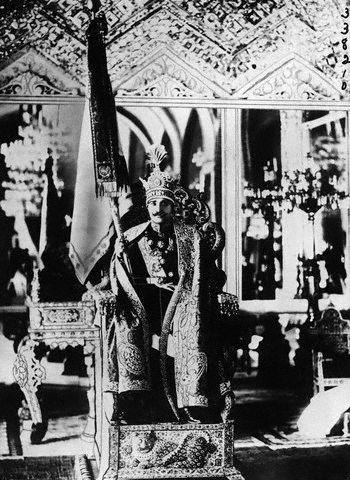"""Reza Shah Coronation: From Army officer, to Prime Minister, to """"His Imperial Highness"""""""