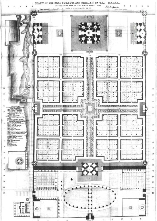 india-taj-mahal-plan